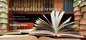 Online mock test for samvida shikshak political science